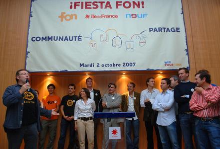Neuf FON Fiesta