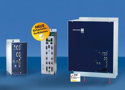 Auf der SPS IPC Drives 2016 stellt SIEB & MEYER die Neuerungen in der Antriebs- und Einspeisetechnik u.a. bei den Geräteserien SD2(S) und SD2M vor