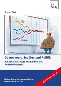 Cover OBS-Arbeitspapier 34