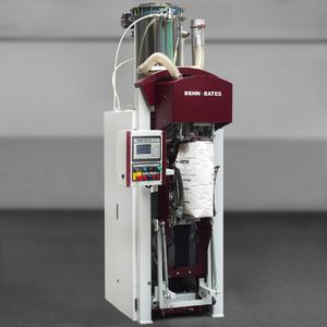 Proven in years of industrial use, the BEHN + BATES Pneumatikpacker remains the optimum system for filling all free-flowing, flour-type, powder-type and gritty products such as starch, flour, cocoa powder, protein, sugar, etc. into valve bags