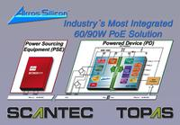 Industry's most integrated 60/90W PoE Solution
