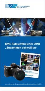 Flyer DVS Fotowettbewerb 2013