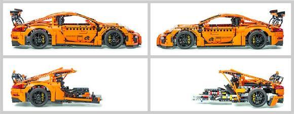 Lego-Raster