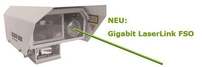 Verbinden Sie Ihre Netzwerke ohne Kabel 1000 Mbps mit FSO-und PoE-Technologie