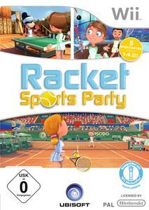 RACKET Wii PACK 2D