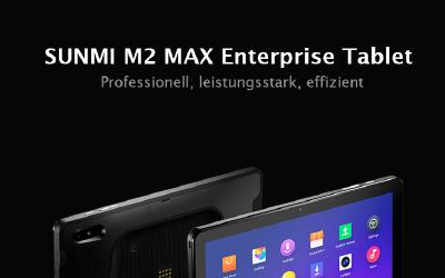 SUNMI M2 MAX Enterprise Tablet