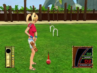 Sports Party croquet