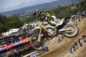 Lieber scores best MX2 result in Spain