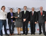 "CFK-Valley Stade e.V., the Hanseatic City of Stade and the Private University of Applied Sciences Göttingen announce the ""Composite Innovations Award"