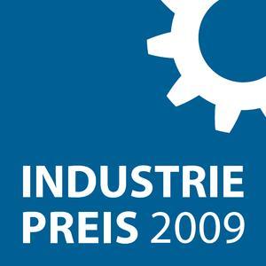 Logo INDUSTRIEPREIS 2009