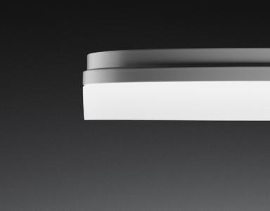 Eleganz und Effizienz in perfekter Kombination: Der filigrane Ring und das minimalistische Design der Polaron IQ LED fügen sich harmonisch in die Raumarchitektur ein.