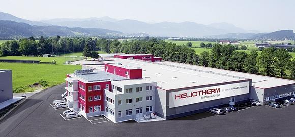Heliotherm, DER Wärmepumpenpionier aus Österreich, zählt zu den Vorreitern der Branche / Zahlreiche Patente und modernste Technologien werden im eigenen Innovationszentrum entwickelt