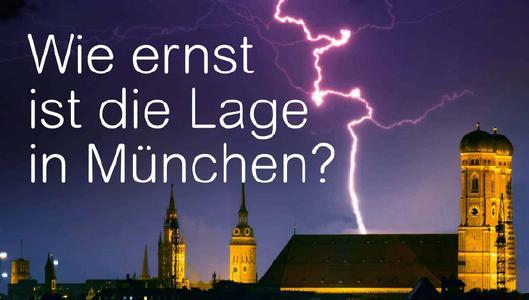 Stromausfälle in München – und ihre Auswirkungen auf den IT-Betrieb. Report kostenfrei anfordern.