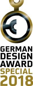 German Design Award 2018 Logo