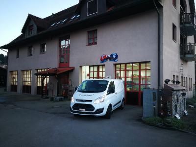Workshop of Puraclean in Oberhasli, Switzerland