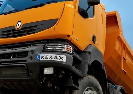Kerax 500 kl: Jetzt mit 500 PS-Motor ? der Renault Kerax