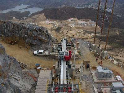 Die El Limon-Guajes-Mine; Foto: Torex Gold Resources