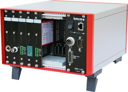 AMS-LAN: 5B technology combined with network data acquisition