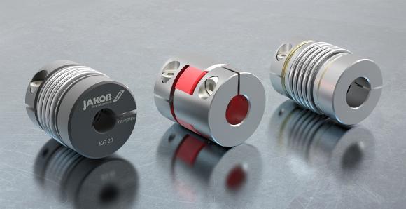 JAKOB-Miniaturkupplungen schaffen Präzision