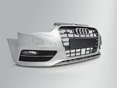 New face for the A3: REHAU produces the entire range of front and rear bumper systems for the entire model family including every chassis variant as well as the S-line package and the S3 variants