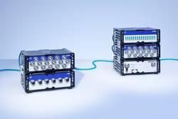 Der Datenrekorder CX23-R sowie der Ethernetswitch EX23-R ergänzen das robuste Messdatenerfassungssystem SomatXR. Dank des Web-Interface ist ein direkter Zugriff auf die Messdaten möglich, fernab der Messstelle