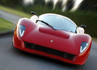 Power TopLEDs add glitz to the Ferrari P4/5 by Pininfarina
