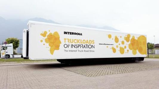 Unterwegs mit einer LKW-Ladung an Inspirationen