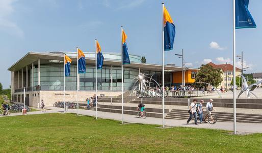 Technische Universität Ilmenau Campus © TU Ilmenau