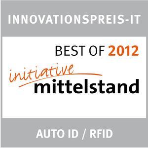 """""""Best of 2012"""" für CipherLab CP30 und 8200"""