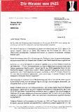 DGv1823 l Schriftverkehr zum Ratsherren-Rauswurf  I 17jun2019