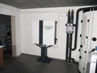 Hauskraftwerk, Wärmepumpe und Pufferspeicher arbeiten gemeinsam für die Autarkie.