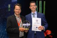 EDP Award for the Heidelberg Omnifire 250 for color 4D printing