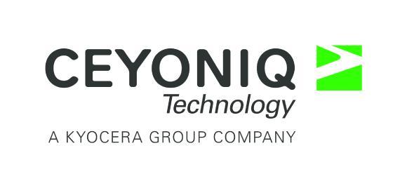 Ceyoniq Technology Kyocera Logo