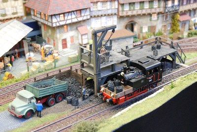 "Messe ""Modellbahn Total"" in Oldenburg"