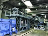 WKR Walter Austria: Start-up of another Herbold film wash line