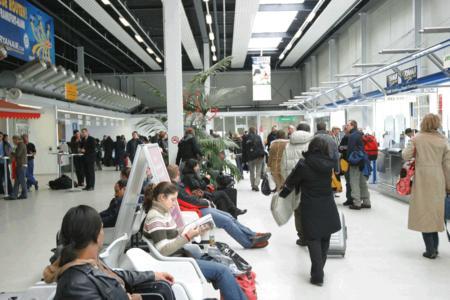 Der Flughafen Frankfurt-Hahn wurde mit neuen Wärmezählern ausgestattet. Quelle: Flughafen Frankfurt-Hahn