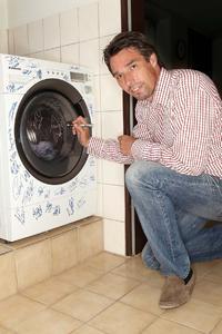 Für einen guten Zweck: Panasonic versteigert German Open Waschmaschine