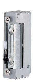 Erweitert das Produktportfolio der ASSA ABLOY Sicherheitstechnik GmbH: der effeff-Standardtüröffner 118 mit minimalen Einbaumaßen.Foto: ASSA ABLOY Sicherheitstechnik GmbH