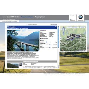 BMW ConnectedDrive: Faszination erfahren mit BMW Routen
