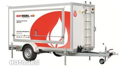 Hotmobil ist mit 20jähriger Erfahrung bei der mobilen Wärme-, Kälte- und Dampfversorgung auf alle Herausforderungen optimal vorbereitet und damit ein idealer Sanierungs-Partner