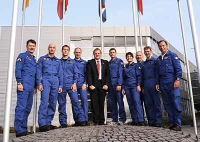 Astronauts and more: join us at German Aerospace Day on Sunday