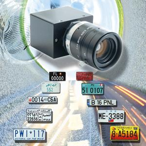 The Economical Prosilica GC750 - has excellent near IR sensitivity that exceeds that of most CCD cameras