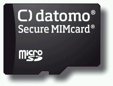 datomo® Secure MIMcard® - Basis für die absolut sichere Verwaltung mobiler Identitäten