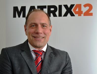 Michael Schmidt, Vorstand bei Matrix42
