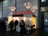 AGK Messestand zur intec 2013