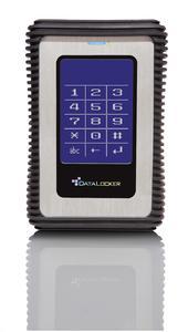 DataLocker 3 - Frontansicht Keypad