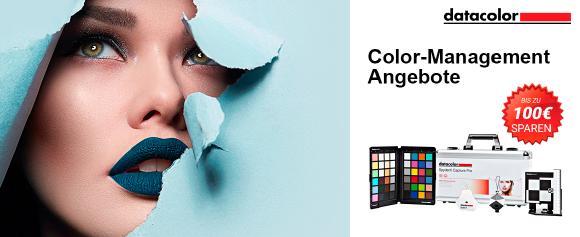 Datacolor SpyderX-Promotion: Sonderangebote für Porträtfotografen