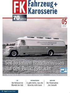 Titel F K Jubilaeum 70 Jahre