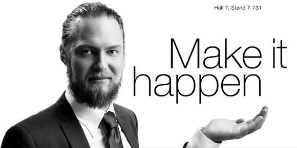"""""""Make it happen"""" – Alfa Laval auf der BrauBeviale 2015"""