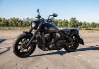 Fully customized Indian Scout Bobber 2018 by WUNDERKIND-Custom